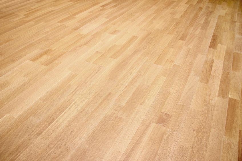 37114580 - new oak parquet of brown color